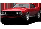 AMC Javelin-AMX Coupe 1971