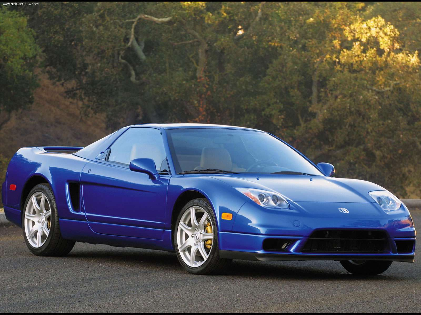 Acura NSX Coupe 2005