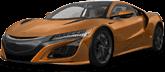 Acura NSX 2 Door Coupe 2017