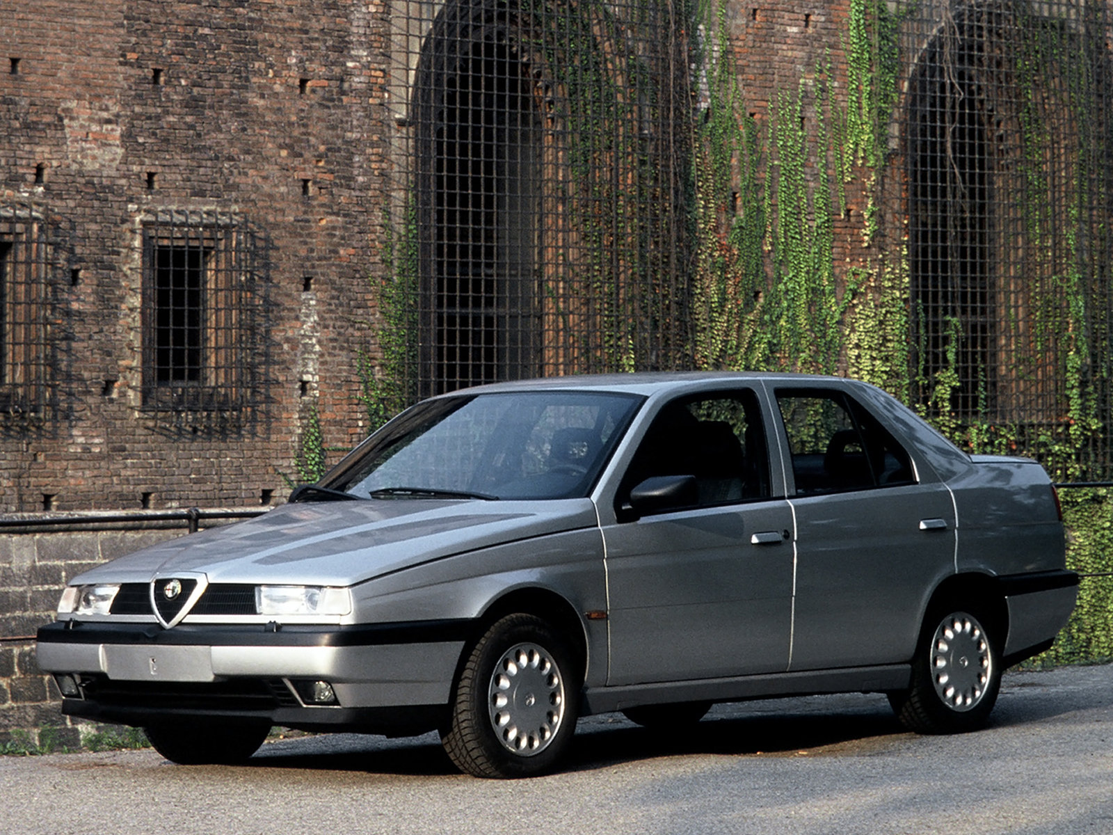 My perfect Alfa Romeo 155 Q4 3DTuning probably the best car