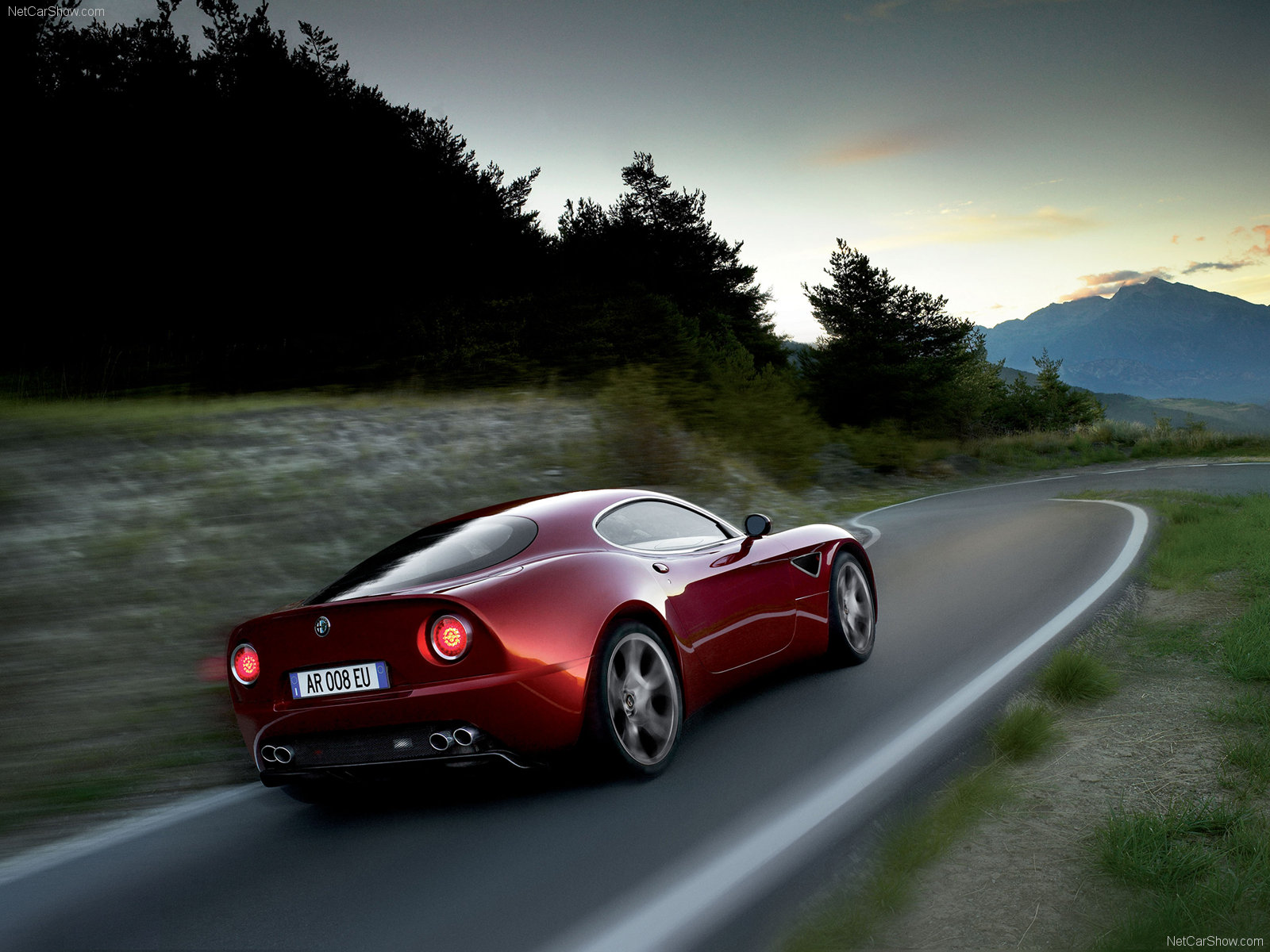 my perfect alfa romeo 8c competizione 3dtuning probably. Black Bedroom Furniture Sets. Home Design Ideas