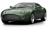 Aston Martin DB7 Coupe 2002