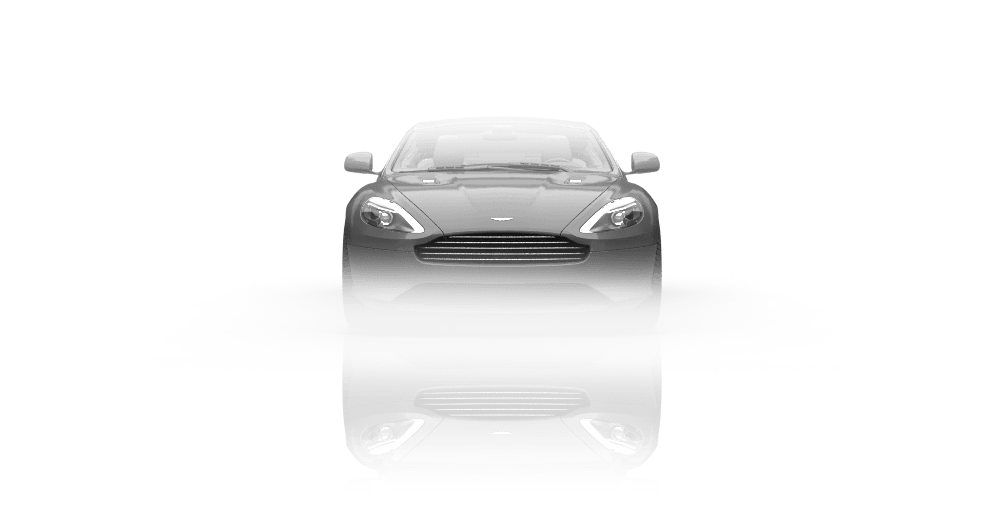 Aston Martin Virage Coupe 2012