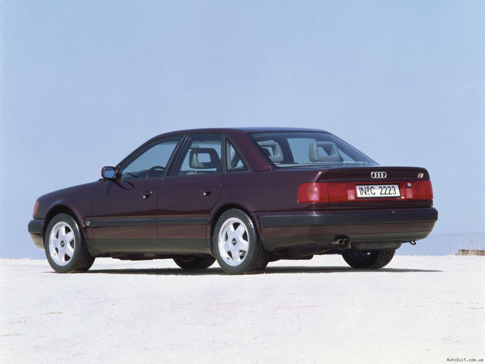 3dtuning Of Audi 100 Sedan 1991 3dtuning Com Unique On