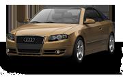 Audi A4 Convertible 2004