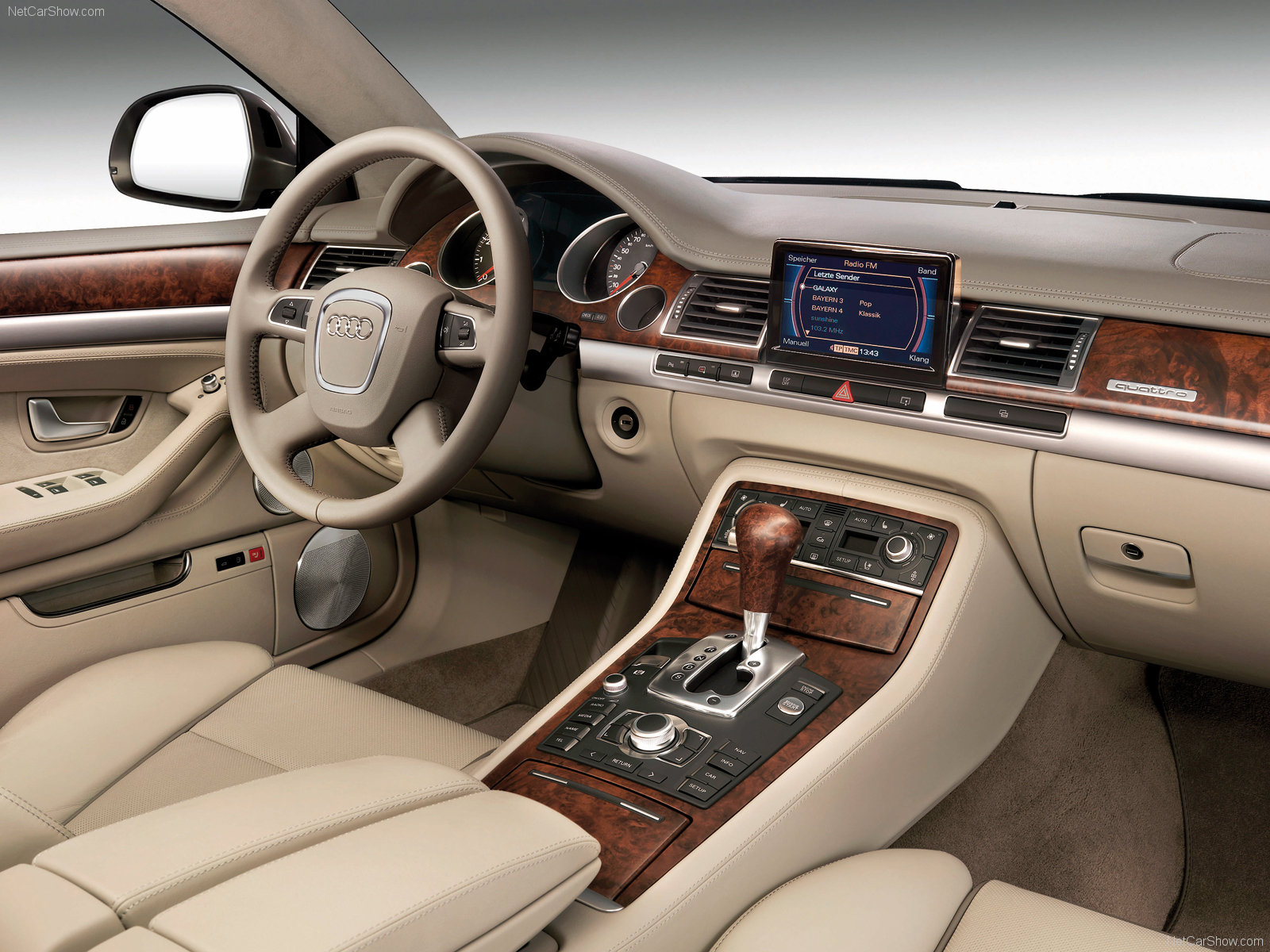 Kelebihan Audi A8 2007 Tangguh