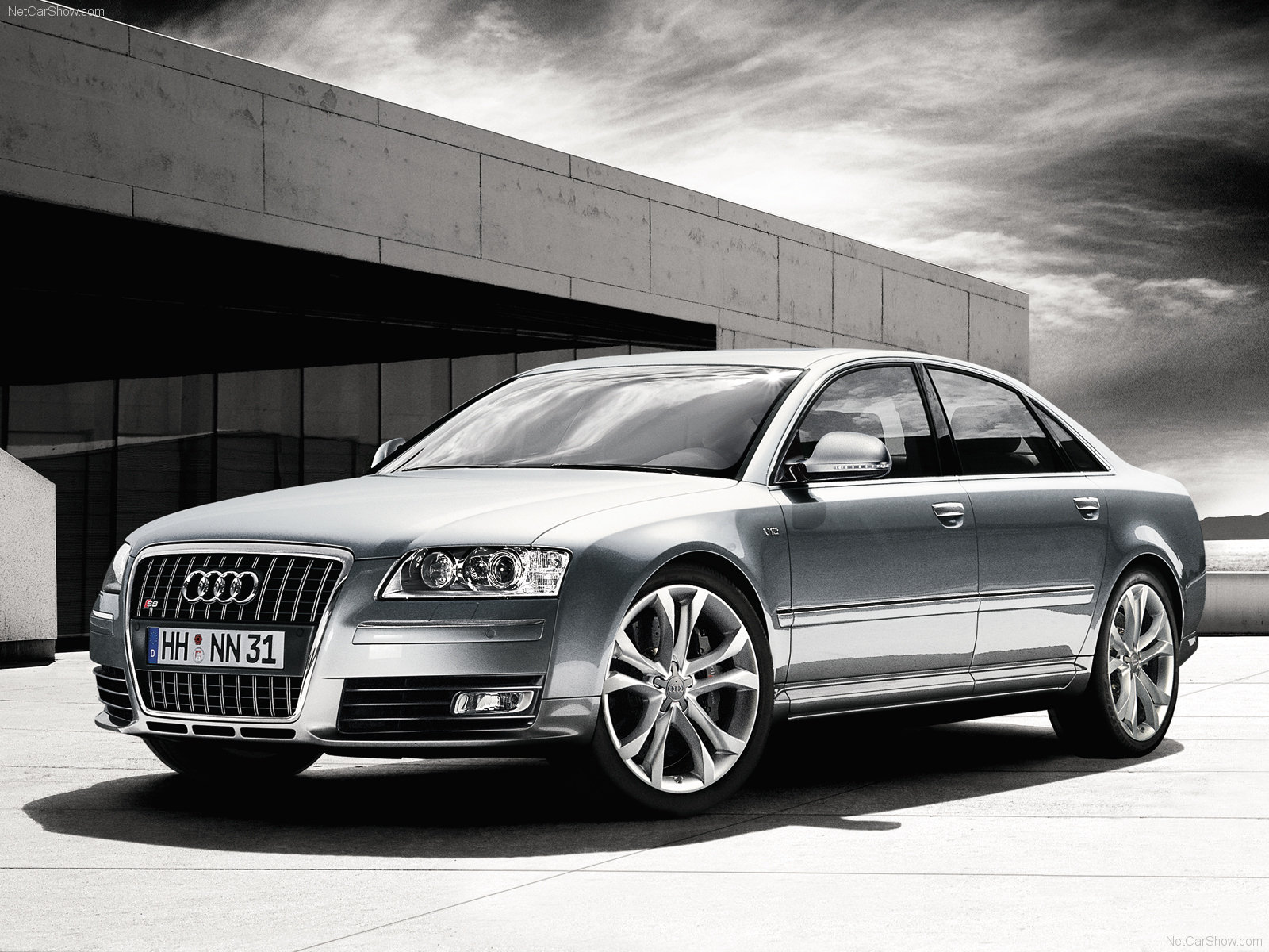 My Perfect Audi A8 3dtuning Probably The Best Car Configurator 2009 Bmw X3 Fuse Box Sedan 2007