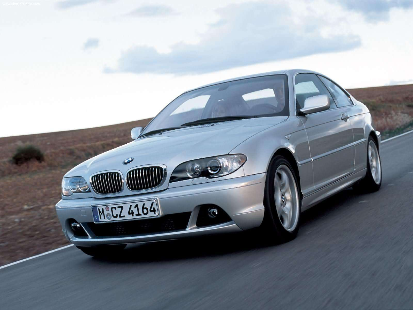 BMW 3 series (facelift) Coupe 2002