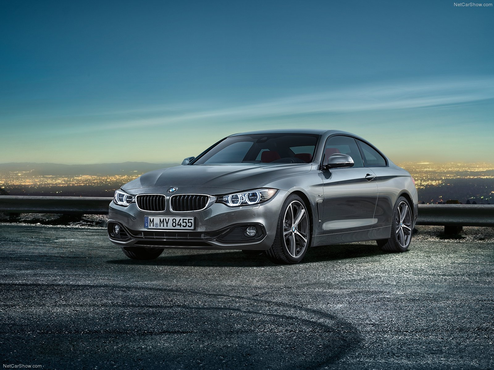 BMW 4 series 2 Door Coupe 2015
