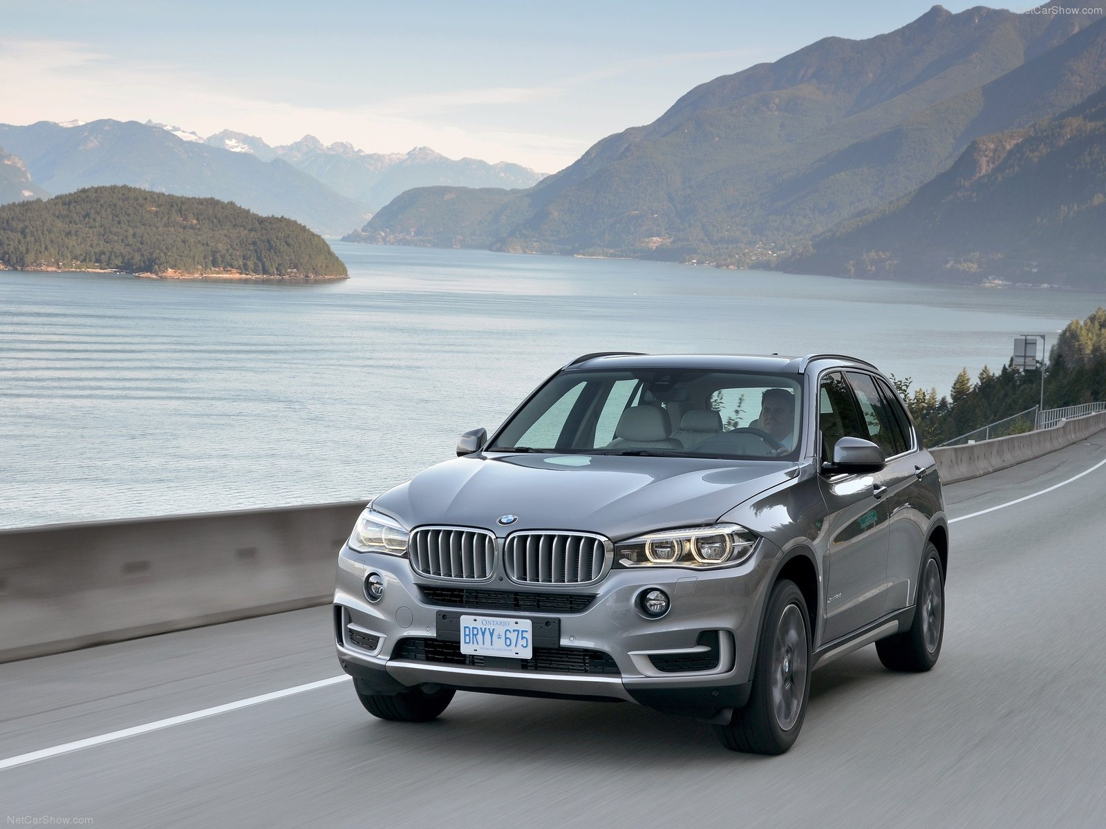 BMW X5 Crossover 2014
