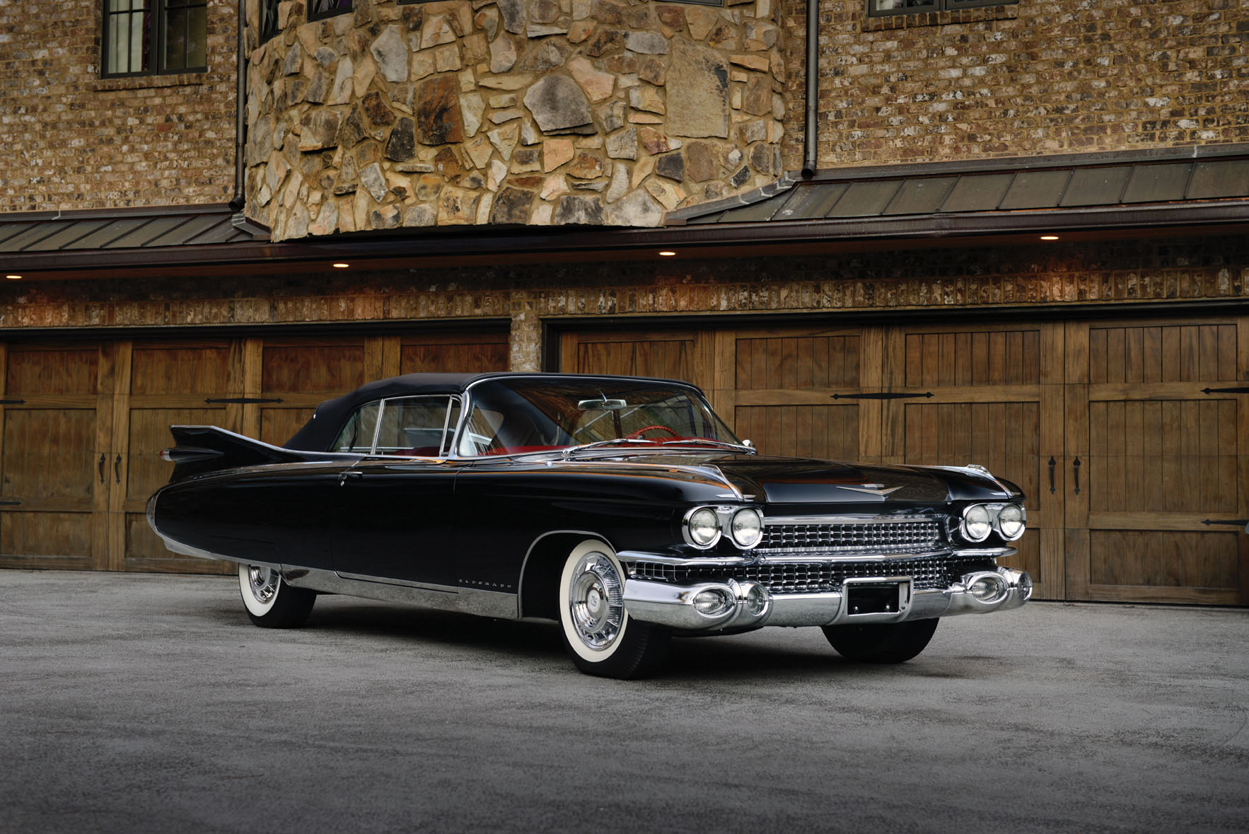 Online Car Parts >> Tuning Cadillac Eldorado Convertible sedan 1959 online, accessories and spare parts for tuning ...