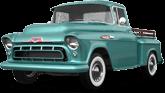 Chevrolet 3100 2 Door pickup truck 1955