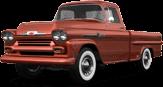 Chevrolet Apache 2 Door pickup truck 1958