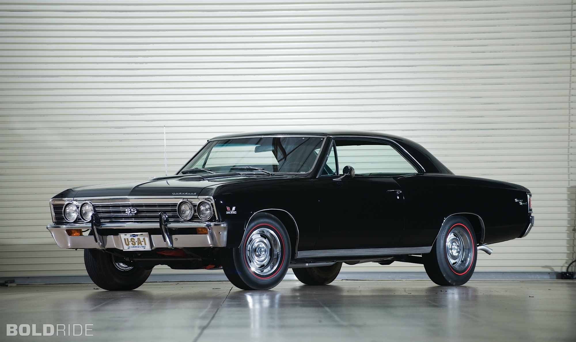 1967 chevrolet chevelle ss 396 2 door hardtop front 3 4 44313 - 1967 Chevy Chevelle Ss 454