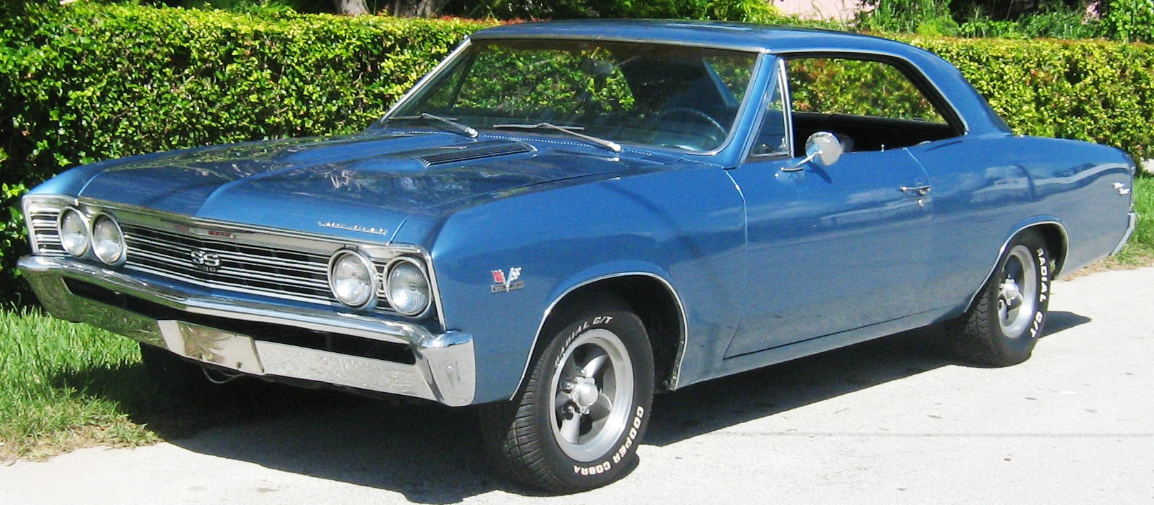 ... Chevrolet Chevelle SS-396 Coupe 1967