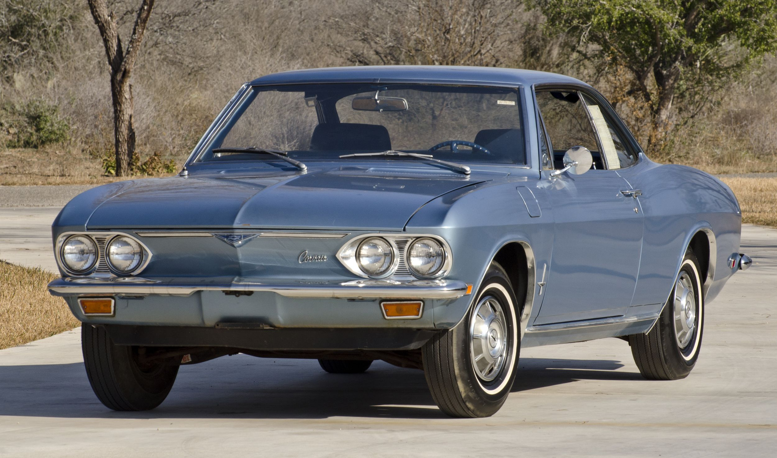 Chevrolet Corvair Monza Coupe 1969
