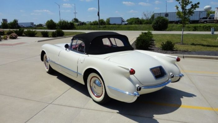 Chevrolet Corvette Convertible 1953