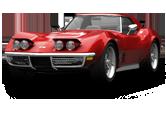 Chevrolet Corvette Coupe 1968