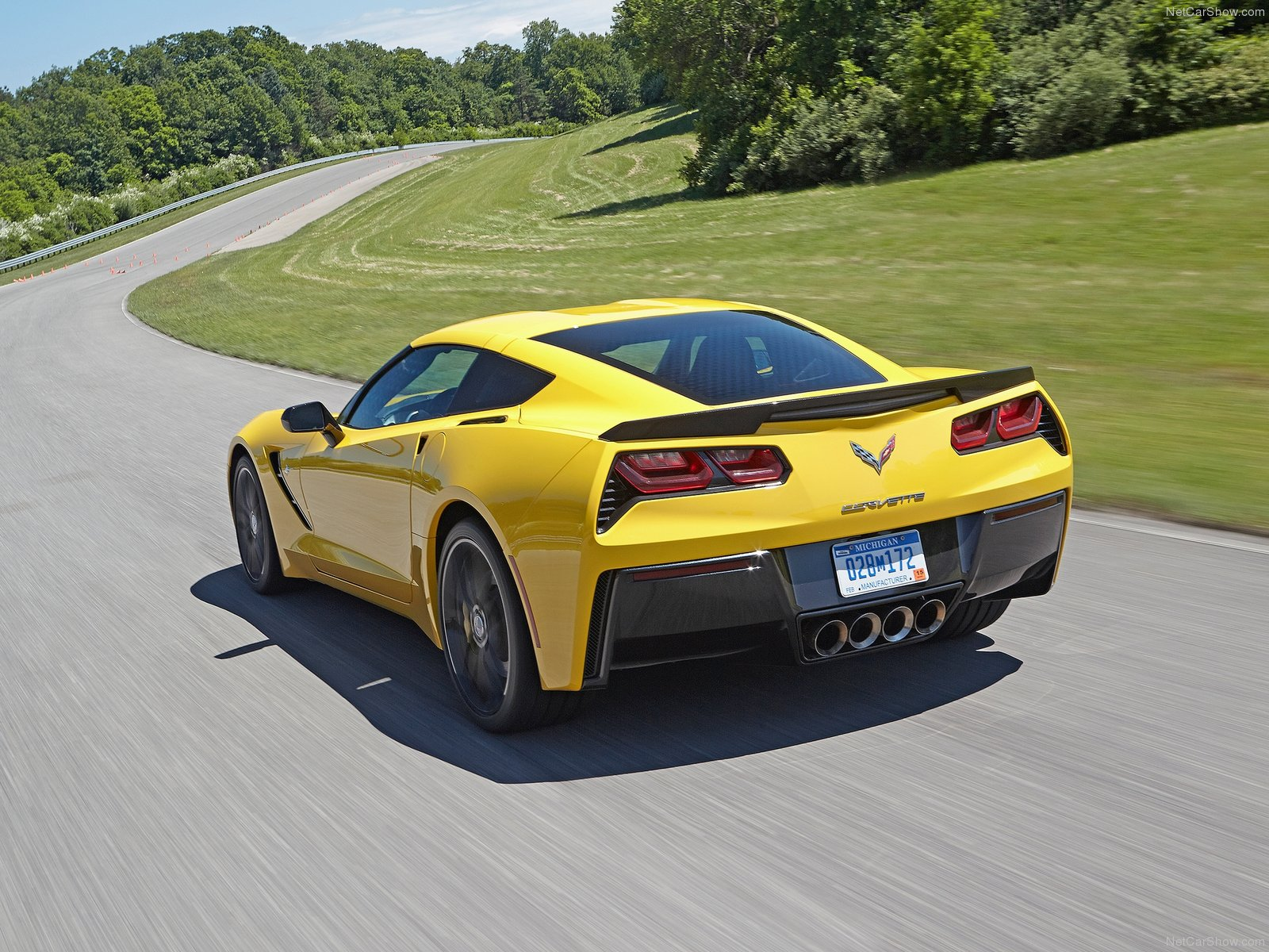 Chevrolet Corvette C7 Coupe 2014