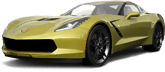 Chevrolet Corvette C7 2 Door Coupe 2015