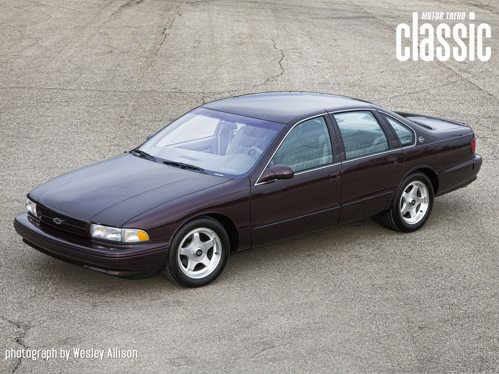 Pics of 96 chevy impala ss  All Pictures top