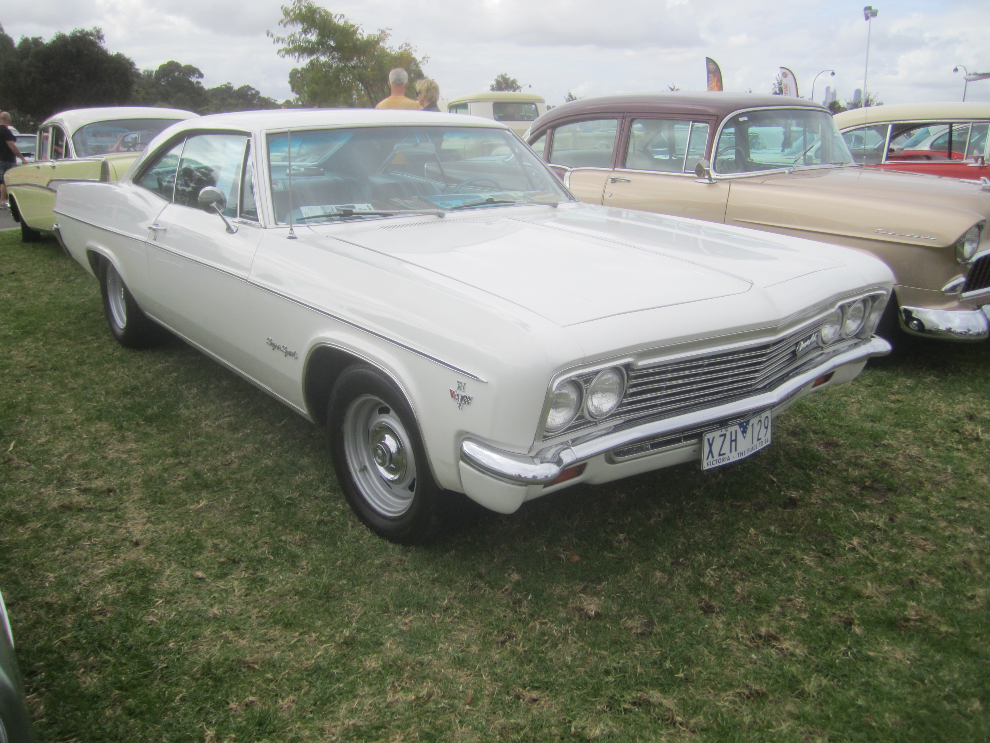 My Perfect Chevrolet Impala Sport Coupe 3dtuning Probably The 1951 Chevy Paint Colors 1966