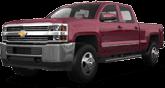 Chevrolet Silverado 2500 4 Door pickup truck 2015