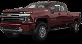 Chevrolet Silverado 2500 HD 4 Door pickup truck 2020
