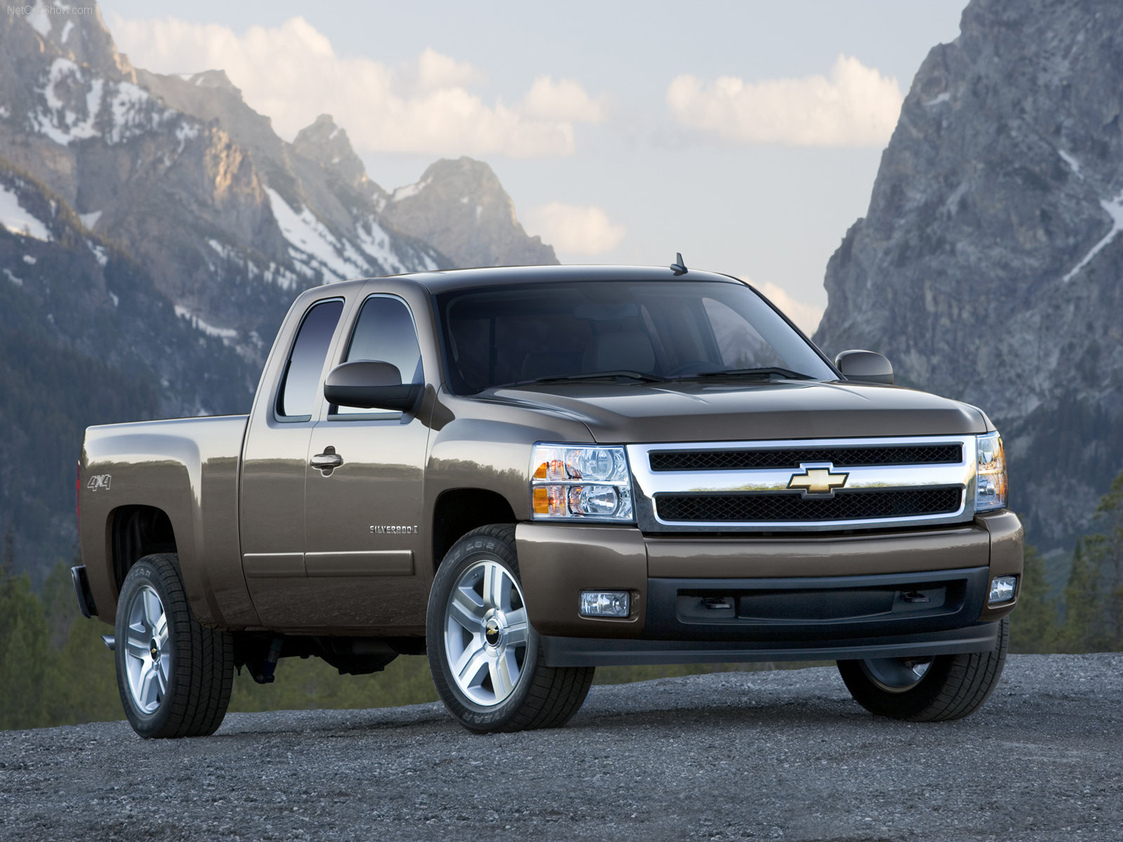 My Perfect Chevrolet Silverado Extended Cab 3dtuning Probably The