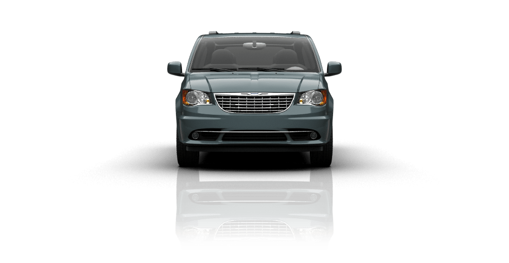 Chrysler Town and Country Minivan 2007