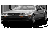 DeLorean DMC-12 Coupe 1981