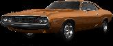 Dodge Challenger 2 Door Coupe 1970