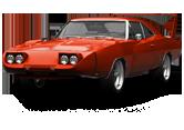 Dodge Charger Daytona Coupe 1969