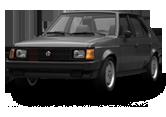 Dodge Omni GLHS sedan 1986