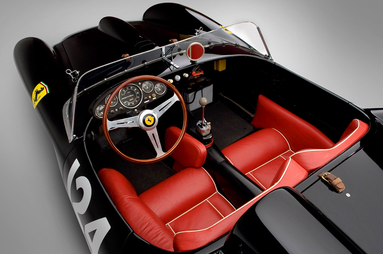3DTuning of Ferrari 250 Testa Rossa Coupe 1957 3DTuning.com ...