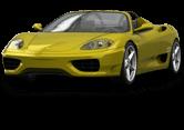 Ferrari 360 Modena Spider Convertible 1999