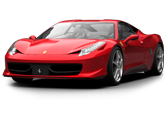 Ferrari 458 Italia Coupe 2011