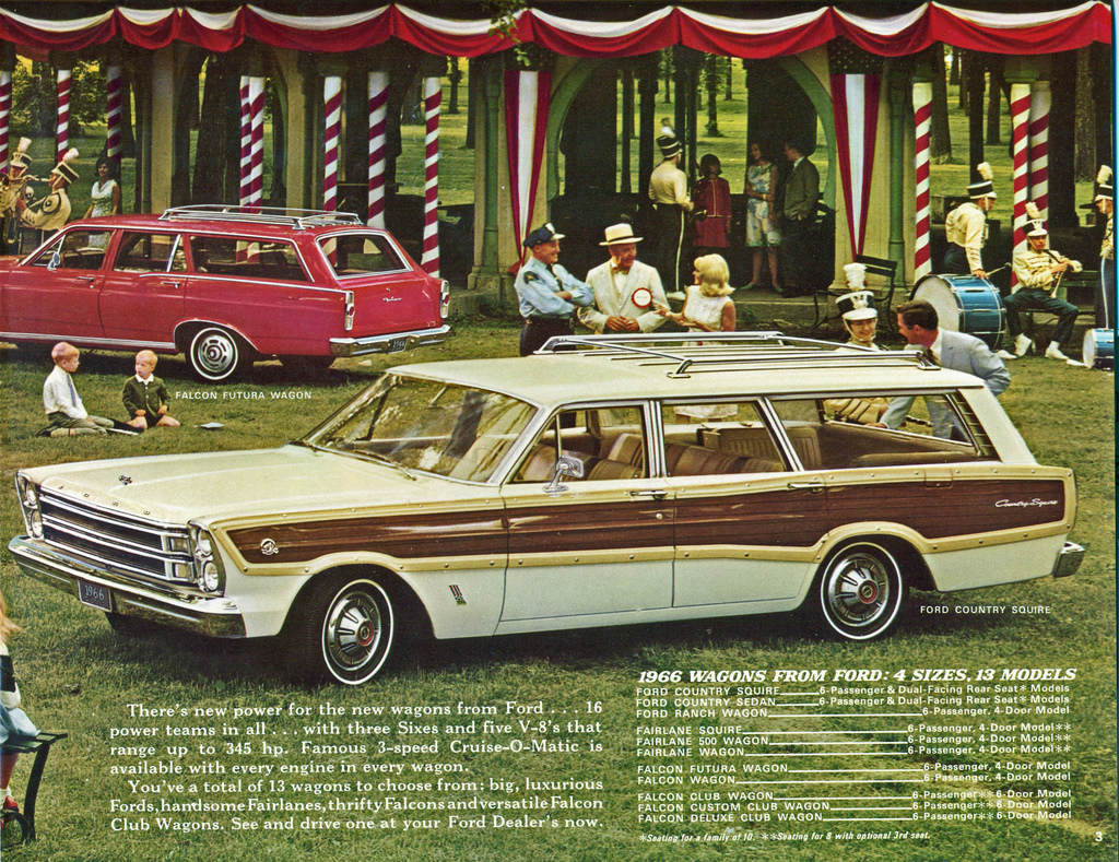 1966 ford country squire - photo #29