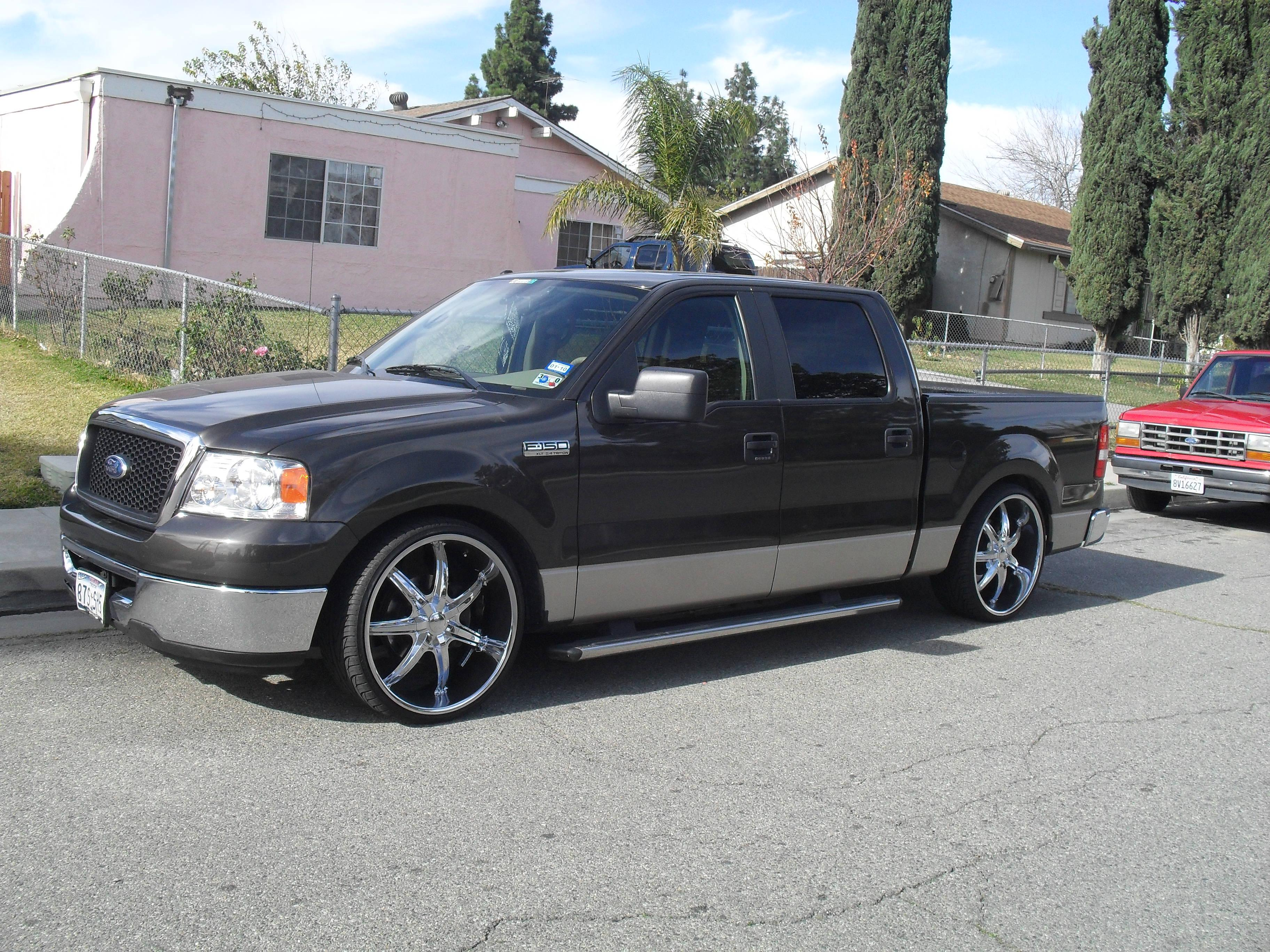 tuning ford f 150 crew cab 2006 online accessories and. Black Bedroom Furniture Sets. Home Design Ideas