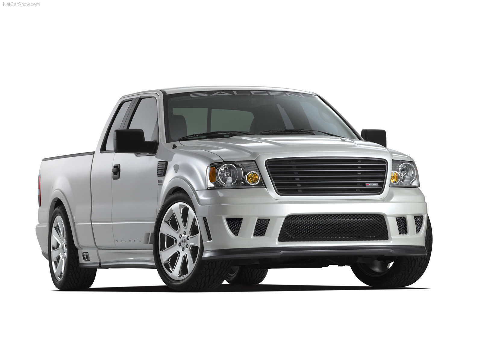 Ford F-150 Saleen Pickup 2010