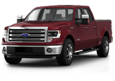Ford F-150 SuperCrew Truck 2013