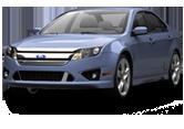 Ford Fusion Sedan 2010