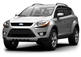 Ford Kuga Crossover 2008