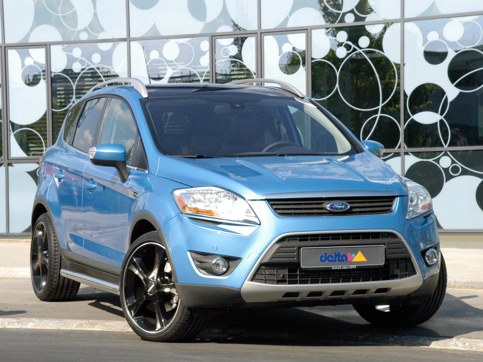 my perfect ford kuga 3dtuning probably the best car. Black Bedroom Furniture Sets. Home Design Ideas