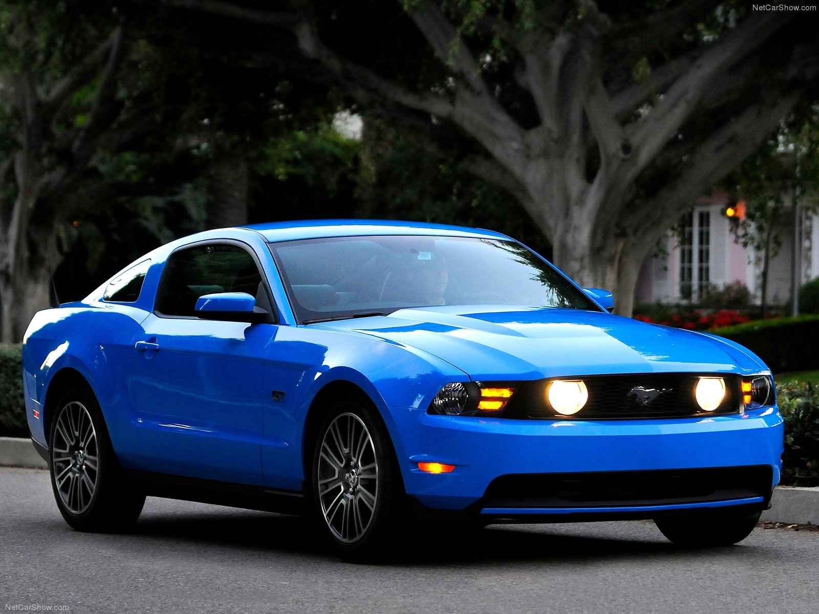 Ford Mustang 2 Door Coupe 2011