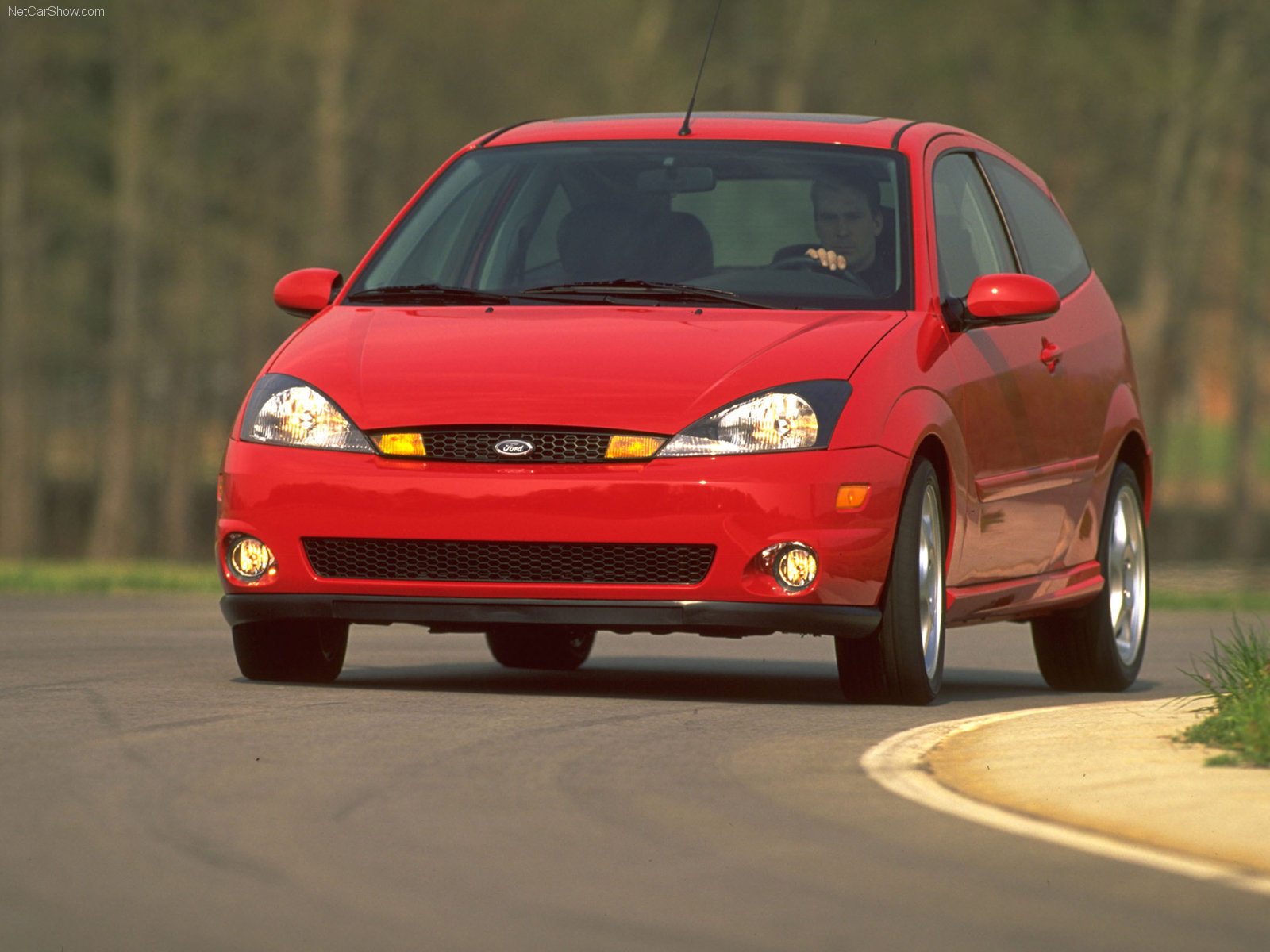 Ford SVT Focus 3 Door Hatchback 2003