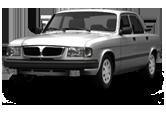 GAZ Volga 3110 Sedan 1997