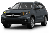 Honda CR-V Crossover 2012