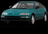 Honda CR-X SiR 3 Door Hatchback 1991