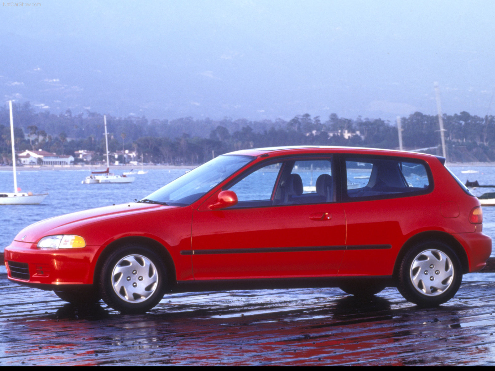 Honda Civic 3 Door Hatchback 1992